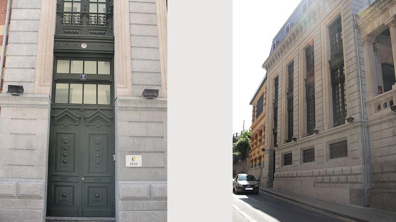 Edificio Feve Bilbao