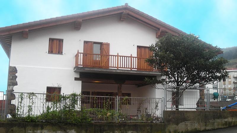 Caserio en Arangoiti