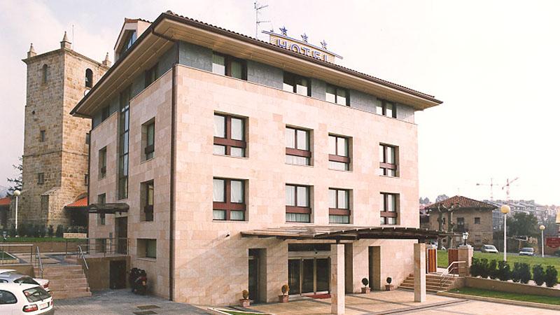 Hotel en Loiu