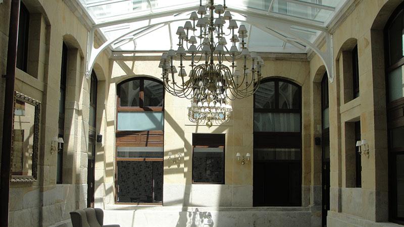Residencia Sarrikue